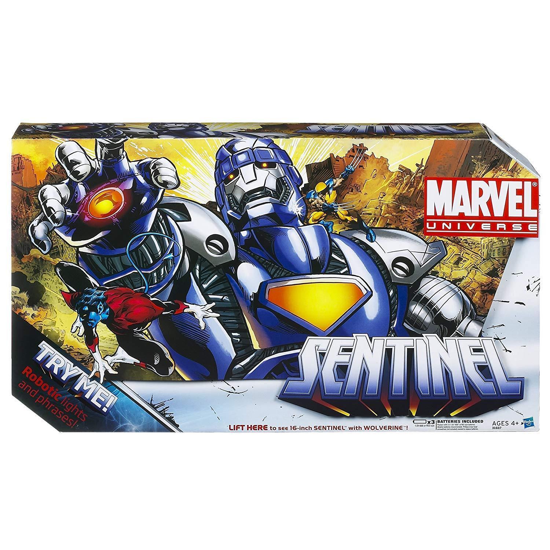 Hasbro Marvel Universe Sentinel X-Men Variant(by Hasbro, Original Sealed)