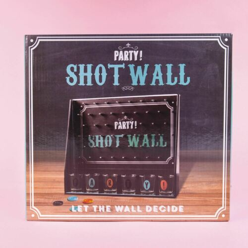 Drinking Wall Party Shot Wall Adult Drinking Game