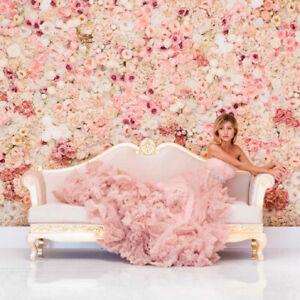 Artificial Silk Hydrangea Rose Flower