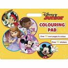 Disney Junior Colouring Pad by Parragon (Other book format, 2014)