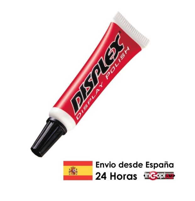 DISPLEX ELIMINA ARAÑAZOS PARA PANTALLAS