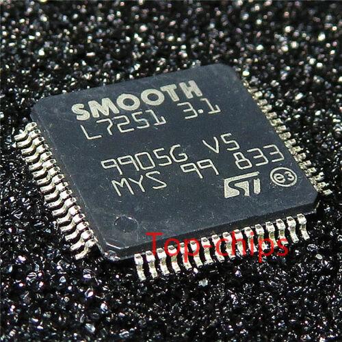 1pcs L7251 3.1 Data Driven IC Chip QFP-64  new