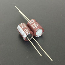 10pcs 47uF 63V Nichicon PM 8x12mm 63V47uF Super Low Impedance Capacitor
