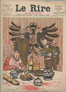 Journal-Le-RIRE-Rouge-edition-de-guerre-N-83-du-17-juin-1916