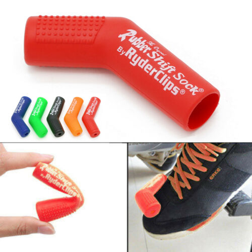 NEW Motorcycle Street Dirt Bike Rubber Gear Shift Sock Cover Boot Protection