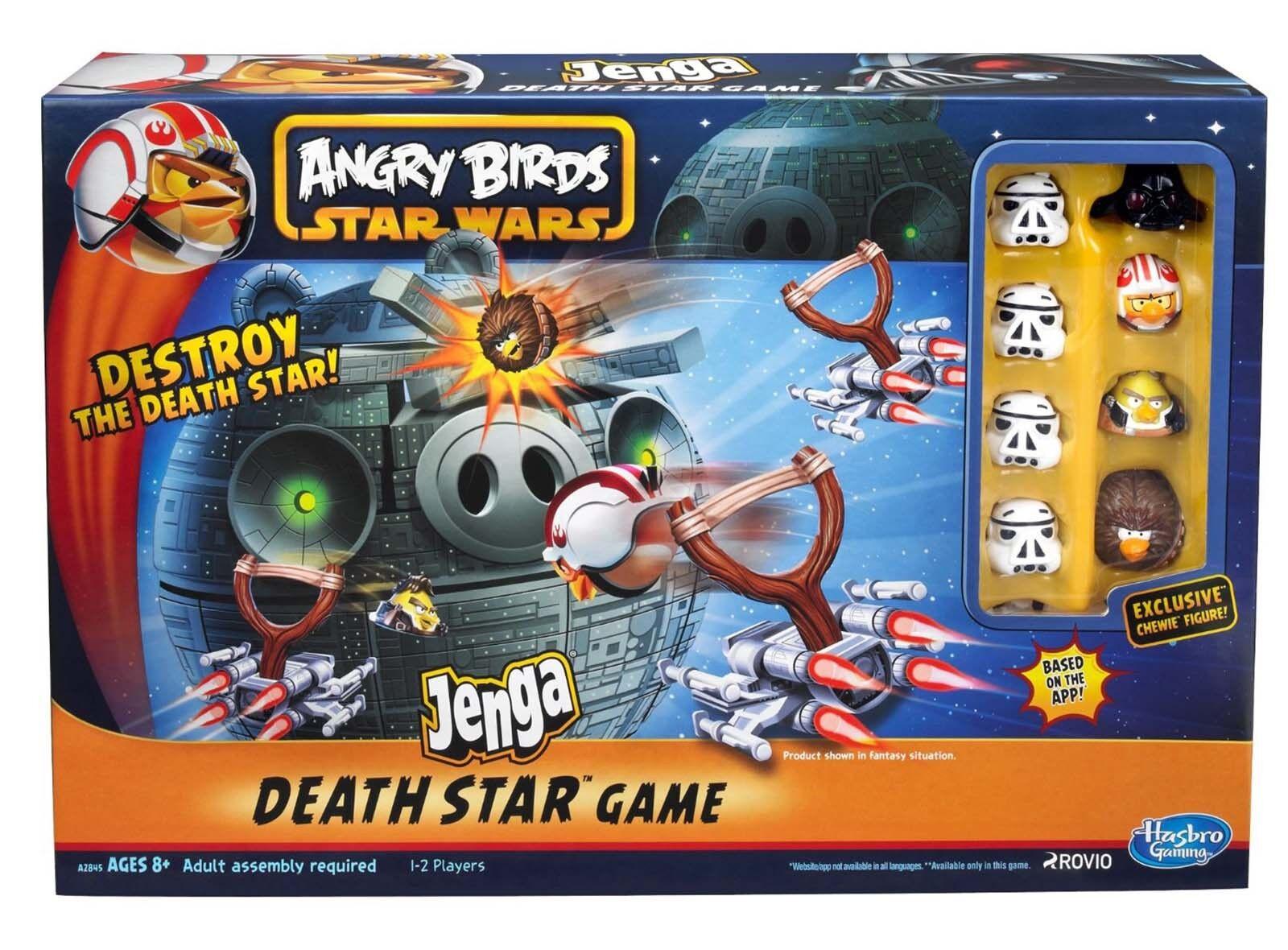 Angry birds star wars todesstern zerstören nein spiel spielzeug schweine kinder geschenk heiß