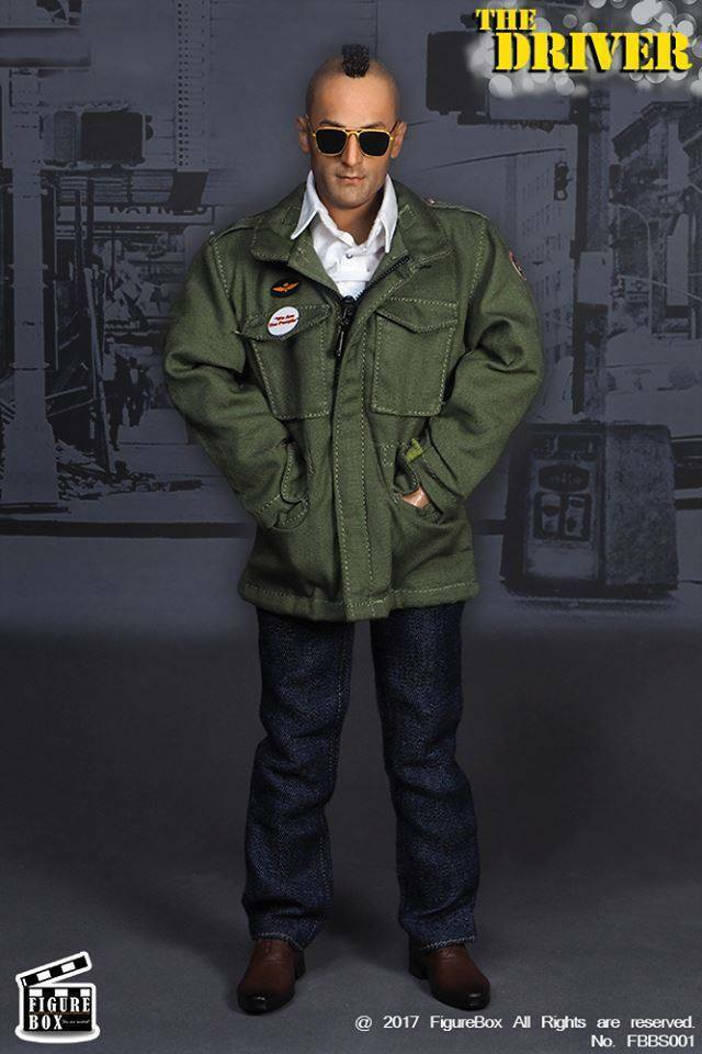 Figure Box 1 6 Scale Taxi Driver Costume Set For Hot Toys Narrow Shoulder Body