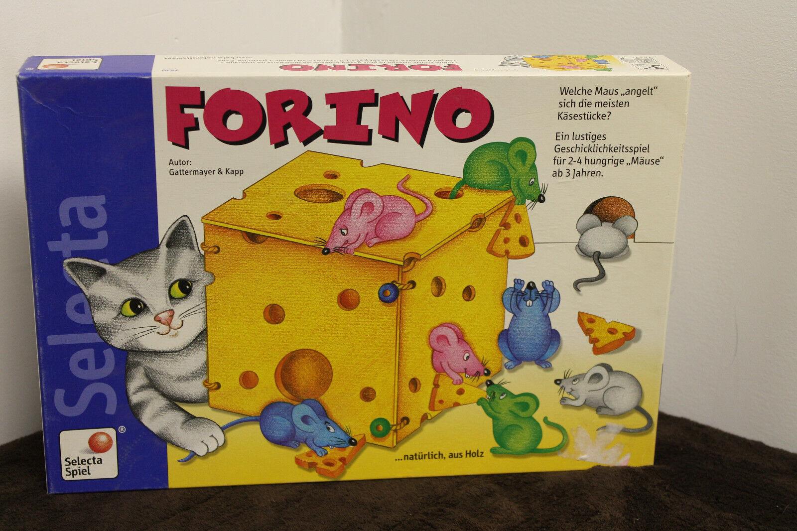RARE RARE RARE Italian Forino Board Game - Used 100% Complete In Excellent Condition ca33af