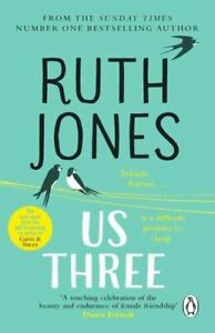 PRE-ORDER: Us Three by Ruth Jones