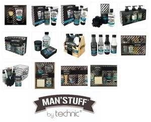 Technic-Man-039-Stuff-Xmas-Christmas-Mens-Toiletries-Gift-Sets-Set-Birthday-Dad