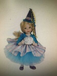 Marie-Osmond-Doll-9-039-Standing-Happy-Birthday-to-You-New