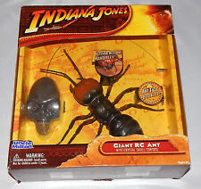 Indiana Jones - Giant RC Ant With Crystal Skull Control - Uncle Milton - BOXED