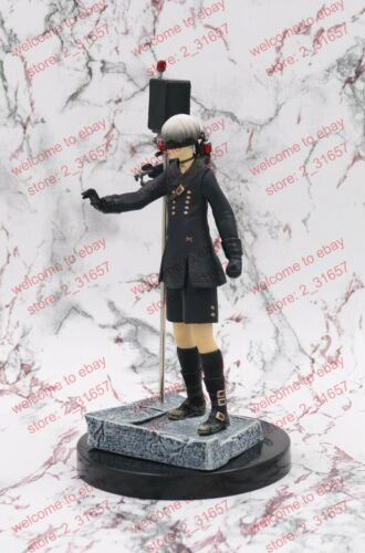 Nier Automata 9S YoRHa No 9 Type S Completed Character Neal NieR  PVC figure Nb
