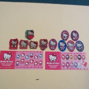 Ferrero/ Landrin Spielzeug 11 Magneten Hello Kiti +2 BPZ