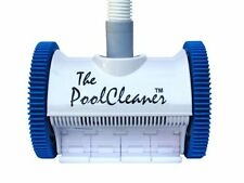 The Pool Cleaner Poolvergnuegen 2x Two Wheel Suction Side Pool Cleaner PVN013
