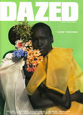 DAZED & CONFUSED S/S 2017 ALEK WEK Isabelle Huppert PAUL McCARTHY Grace Bol @NEW