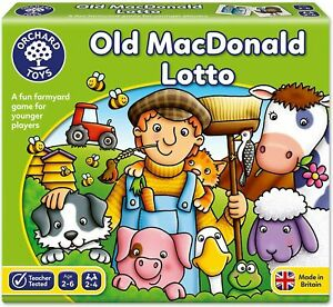 Orchard-Toys-Old-Macdonald-Lotto-Kids-Educational-Memory-Game-Toy-Age-2-6