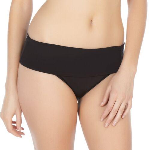 breve NERO Panache sw0757 Costumi Da Bagno Halle Bikini piega Girovita Pantaloni
