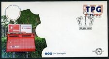 NEDERLAND PBZ5 FDC 2002 - Port betaald