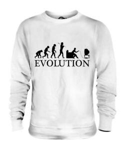 Idea Evoluzione Gioco Unisex Umana Smanettone Regalo Uomo Maglione Donna gScqCFHBc