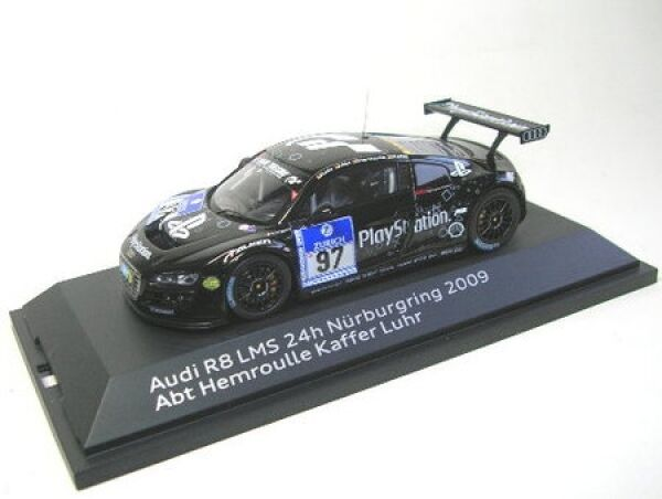diseños exclusivos Audi r8 LMS No. 97 24h nurburgring 2009 2009 2009  descuento online
