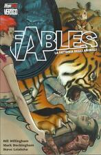 FABLES VOLUME 2: LA FATTORIA DEGLI ANIMALI EDIZIONE MAGIC PRESS