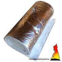 Flexible Flue Liner 10 Metres Insulation Blanket Wrap Seal Condensation