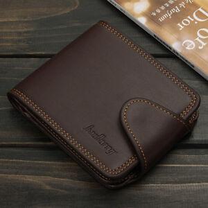 Men-Leather-Wallet-Credit-Card-Holder-Purse-Bifold-Money-Clip-Pockets-Coin-Bag