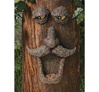 Tree Face Bird Feeder - Outdoor & Garden Decor, New, Free Shipping on Sale