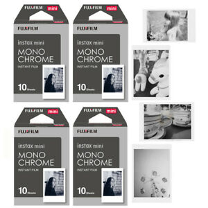 Fujifilm-Mini-40-Monochrome-Black-White-Film-Photo-For-Instax-7s-8-9-25-50-70-90