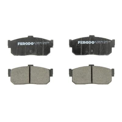 set of 4 Ferodo FDB796 Brake Pad Set disc brake