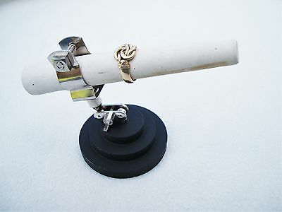 Ceramic ring stand jewellers solder soldering welding tools craft hobby