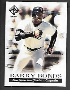 BARRY-BONDS-2001-PRIVATE-STOCK-SILVER-106-SAN-FRANCISCO-GIANTS