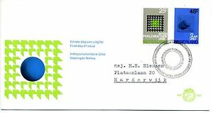 Netherlands 1970 Interparliamentary Union First Day Cover - Lewes, United Kingdom - Netherlands 1970 Interparliamentary Union First Day Cover - Lewes, United Kingdom