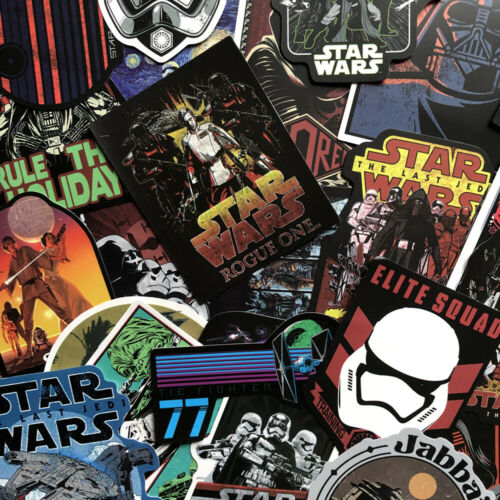 108 Pcs Star Wars Stickers Sets Movie Anime Character Game Sticker For Skateboar