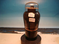 6Y6G  VT168A ( 6L6G )  Sylvania smoked glass NOS   (115)
