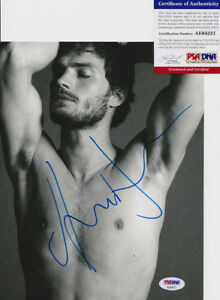 Jamie-Dornan-Fifty-Shades-of-Grey-Signed-Autograph-8x10-Photo-PSA-DNA-COA-1