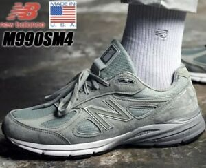 New-Balance-990-SM4-MEN-039-S-RUNNING-SHOES-SIZE-10-US-100-AUTHENTIC