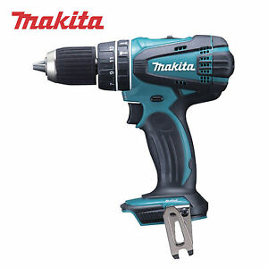 makita 18v combi drill lxt dhp456z body only 88381656177. Black Bedroom Furniture Sets. Home Design Ideas
