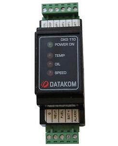 DATAKOM-DKG-110-12V-Engine-Protection-Controller-Panel