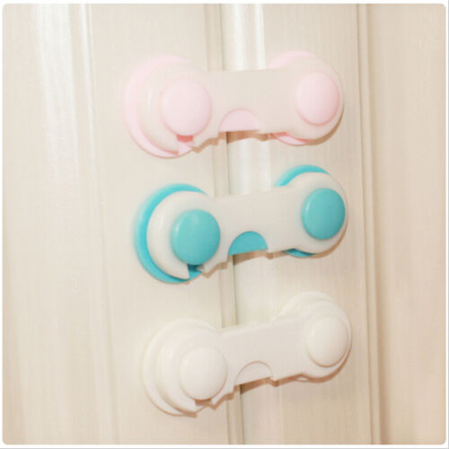 1x Baby Drawer Lock Kid Security Protect Cabinet Toddler Child Safety Lock J/&S