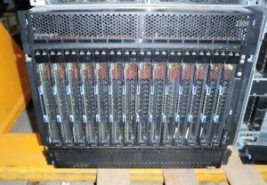 IBM-Bladecenter-H-14x-HS22V-Blade-Server-2x-Six-Core-X5650-2-66GHz-72Gb-10Gb