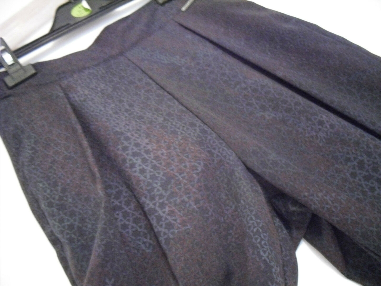 LADIES PALAZZO TROUSERS BY ITALIAN DESIGNER OTTOD'AME SIZE 8 - BNWT RRP