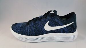 66f8bcd5b4f Nike Lunarepic Low Flyknit Women s Running Shoe 843765 005 Size 5