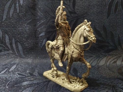 Mounted Tin Soldier 54 mm 1:32 Roman Commander 1st century AD