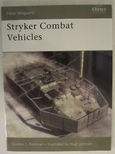 Stryker Combat Vehicles (New Vanguard, Volume 121)