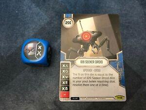 x1 Probe Droid 6 Rare Star Wars Destiny Empire at War M//NM