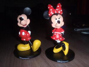 Extremely Rare Walt Disney Mickey Minnie Mouse Disneyland Paris