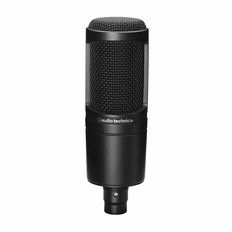 Audio-Technica microphones Studio USB Condenser USB Micro AT2020 JAPAN NEW