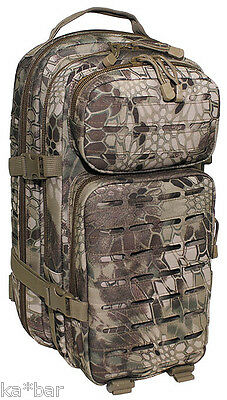 30 L MOLLE RUCKSACK ARMY  ASSAULT BACKPACK KRYPTEK STYLE